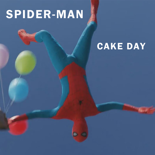Spider-Man: Cake Day